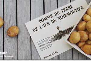 """Concours de Recettes-Primeur de Noirmoutier : """"Saveurs entre terre et mer"""""""