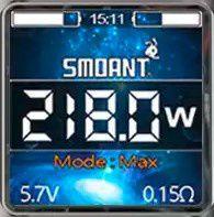 Test - Box - Cylon 218W de chez Smoant