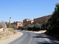 Nationale 10, Ouarzazate -Errachidia (Maroc en camping-car)