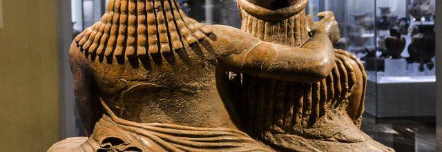 Les Etrusques s'aimaient....