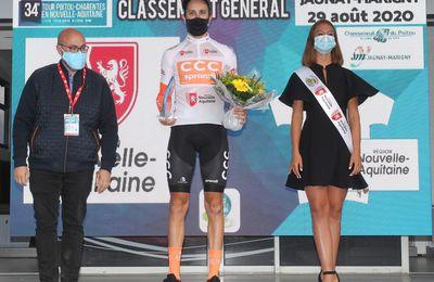 Josef Cerny (CCC Team) a remporté, le contre-la-montre individuel du Tour Poitou-Charentes en Nouvelle-Aquitaine (2.1), disputé sur 22,5 kilomètres entre Chasseneuil-du-Poitou et Jaunay-Marigny (Vienne).Le Tchèque a devancé les Français Alexis Gougeard (AG2R) et Arnaud Démare (FDJ)...  - (Tour Poitou-Charentes en Nouvelle-Aquitaine - Actualité - DirectVelo - Amélie BARBOTIN -Joel BOULAY)