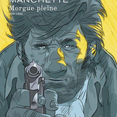 Morgue Pleine de Cabanes et Blanchette chez Dupuis
