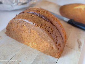 Gâteau arc-en-ciel et biscuits licorne