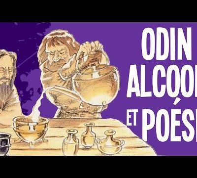Odin, alcool et poésie