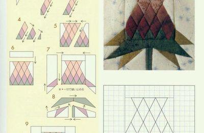 Gallery.ru / Фото #1 - 156 Original Patchwork Designs by Yoko Saito - vihrova