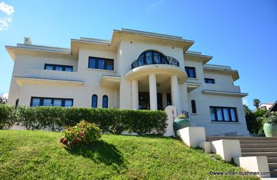 La Villa Leïhorra à Ciboure