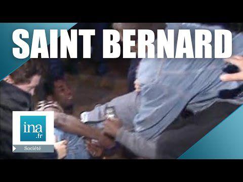 23 aout 1996, évacuation de Saint Bernard