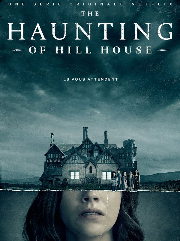 La série The Haunting of hill house