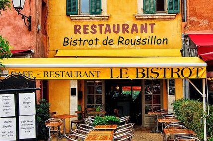 Le Bistrot - Roussil