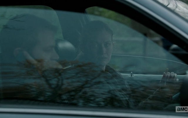 Critiques Séries : The Killing (US). Saison 3. Episode 5. Scared and Running.