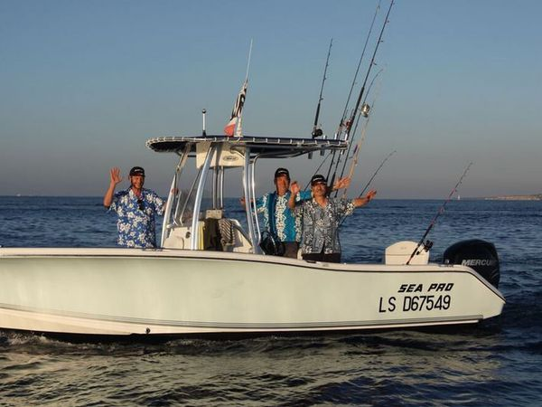 Exclusif - photo reportage des Mercury Fishing Days de Carry le Rouet (13)