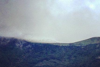 Photo: 28 giugno 2013…No comment #snow...