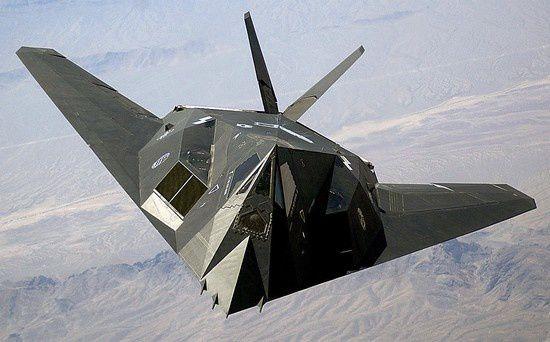 Lockheed Martin F-117 Night Hawk