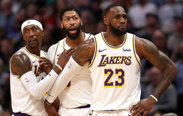 Les Lakers relancent la machine à Denver