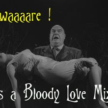 Reverend Frost Presents…A Bloody Love Mix !