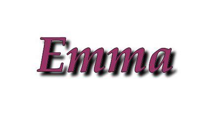 Emma  anglais, français