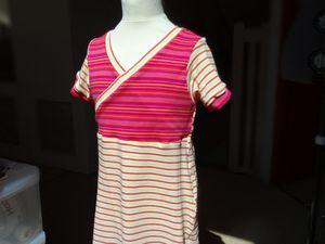 Robe de fillette, robe de femmelette