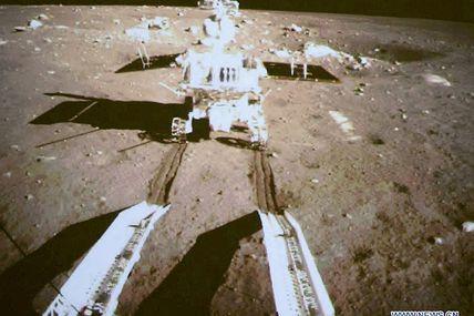 Rendez-vous avec la Lune : la Chine pose un lapin (de jade)