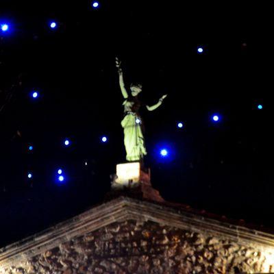 Balade de nuit à Saint-Jean-de-Fos