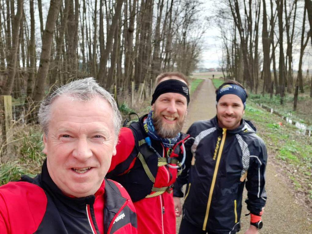 Annulation Marathon de Kandel