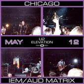 U2 -Elevation Tour -12/05/2001 -Chicago -USA - United Center - U2 BLOG
