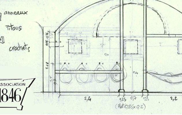 """Inventaire des réduits """"type 1846"""""""