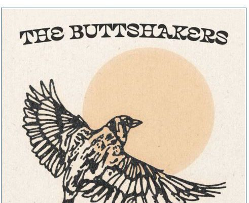 The Buttshakers • Back In America