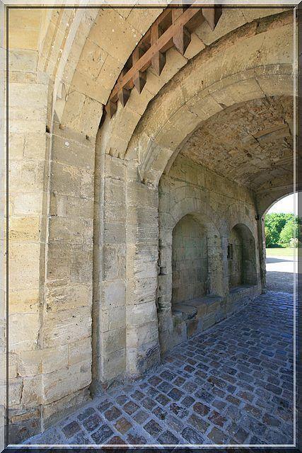 Diaporama château de Saint Sauveur le Vicomte