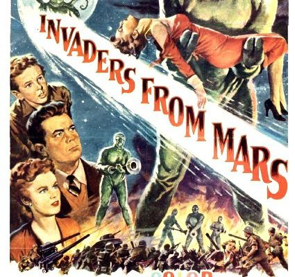 Les envahisseurs de la planète rouge / Invaders from Mars (1953) William Cameron Menzies