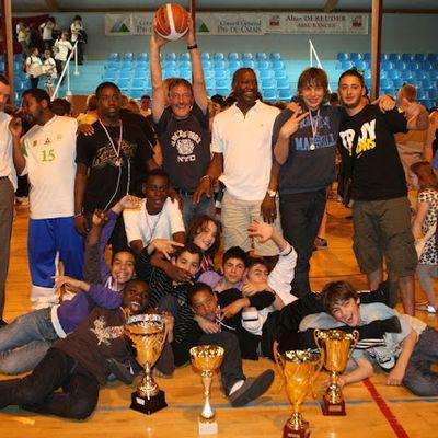 SCCSM vainqueur du tournoi internationnal benjamin Henri Seux 2010