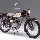 Motos Yamaha ; 65 ans d'histoire - frico-racing-passion moto