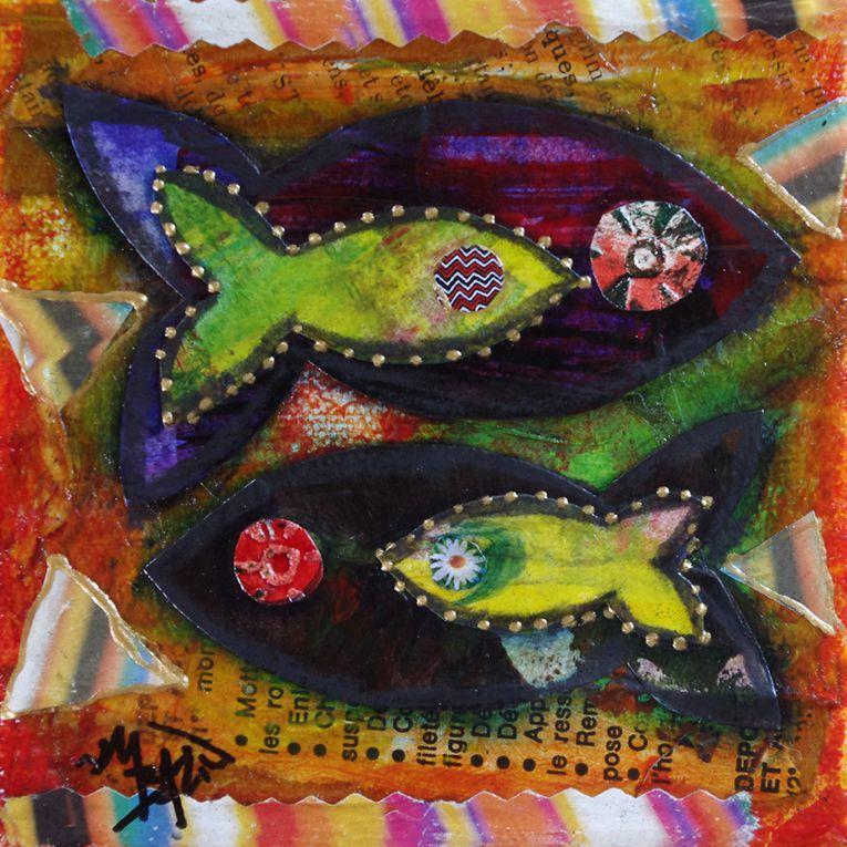 La Criée, plus de 480 toiles uniques et numérotés, de 10x10, pour composer votre œuvre unique...Retrouvez tous les numéros sur le site http://www.mariebazin/galerielacriee