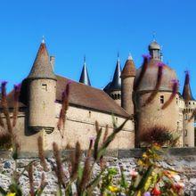 Château de la Clayette (71800 Saône-et-Loire)