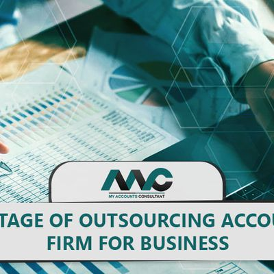 Advantage of Outsourcing Accounting firm for Business