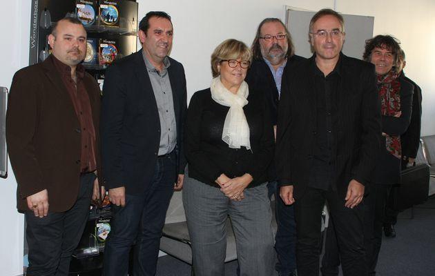 Conférence de presse Commission du Film du Var