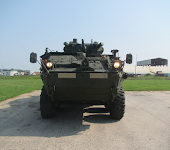 PRECISIONS SUR LE STRYKER UPGUNNED