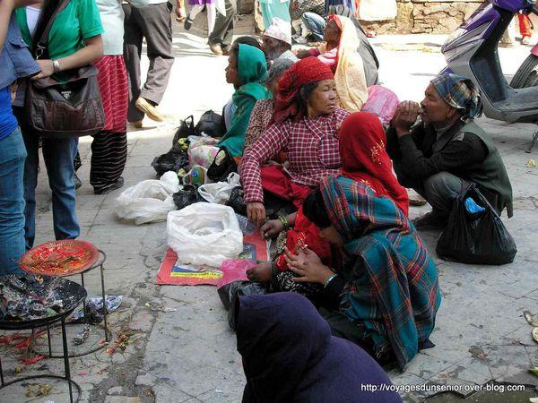 BUDHANILKANTHA (Vallée de Katmandu - Népal)