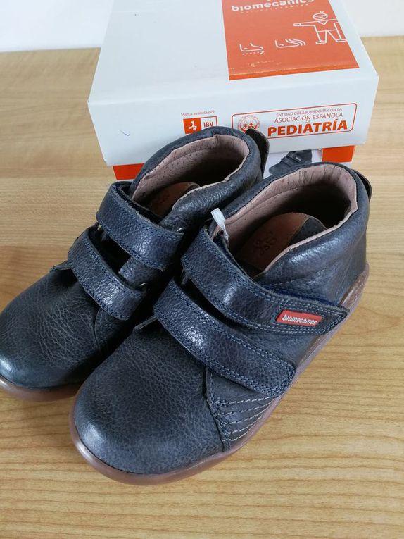 Chaussures à scratch Biomecanics