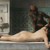 Debat-Ponsan - Le Massage au Hammam - LANKAART