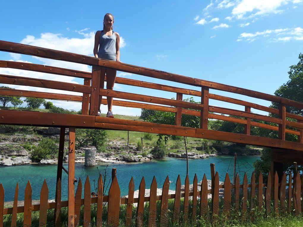 Cascade Niagara à Podgorica.