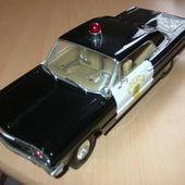 CHEVROLET IMPALA 1964 POLICE USA 1/18 - car-collector.net