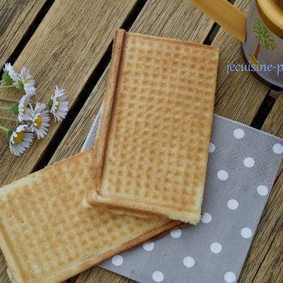 Galettes fines