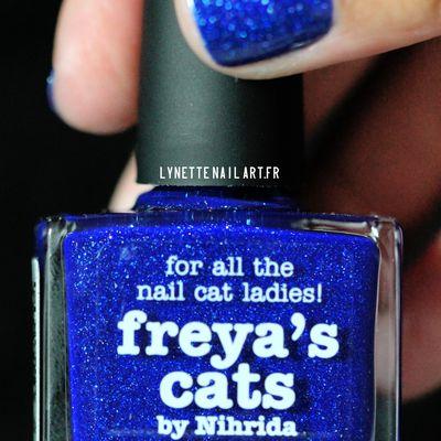 Picture Polish Freya's cats