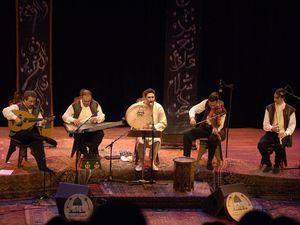 ensemble ibn arabi, les chants soufis des derviches de la casbah de tanger (la confrérie seddikiya)