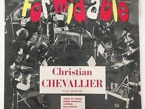 christian chevallier, pianiste, arrangeur, compositeur, chef d'orchestre et musicien de jazz français