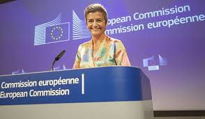 COURRIER ATTN MME LA VICE PRESIDENTE VESTAGER SUR LA CONCURRENCE + REACTION