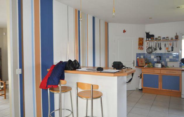 Nouveau look pour une cuisine: avant/après