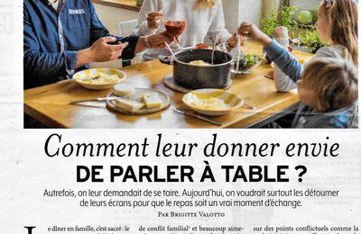 Le repas de famille