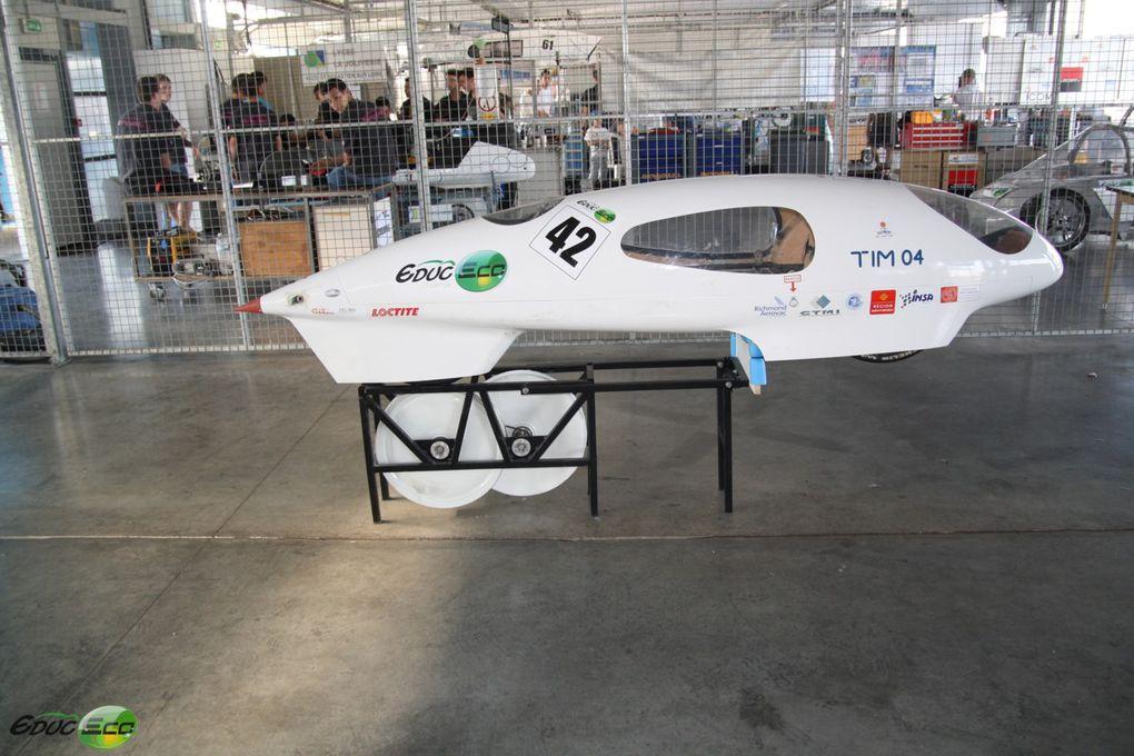 Le Challenge Educ-Eco 2011 s'est déroulé à Nogaro.  TIM y a obtenu le Grand Prix, c'est la classe!  Certaines des photos présentes dans cet album ont été généreusement mises à disposition des concurrents par les organisateurs de l'évènemen