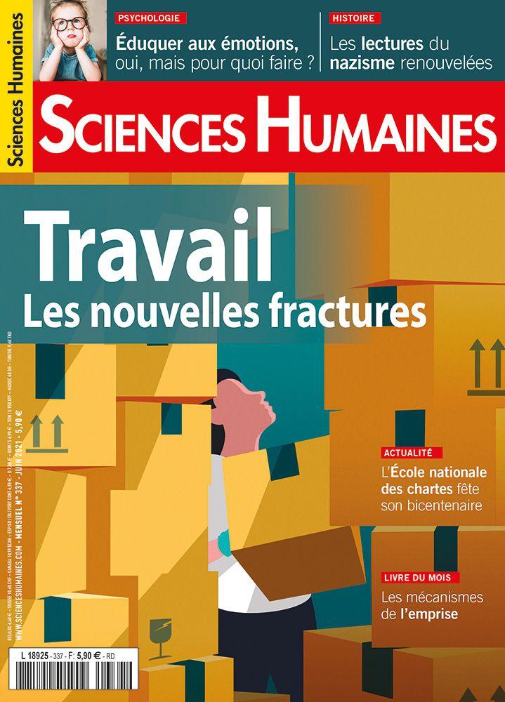 A la une de Sciences Humaines n°337